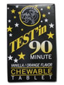 90 Minute Chewable Tablet